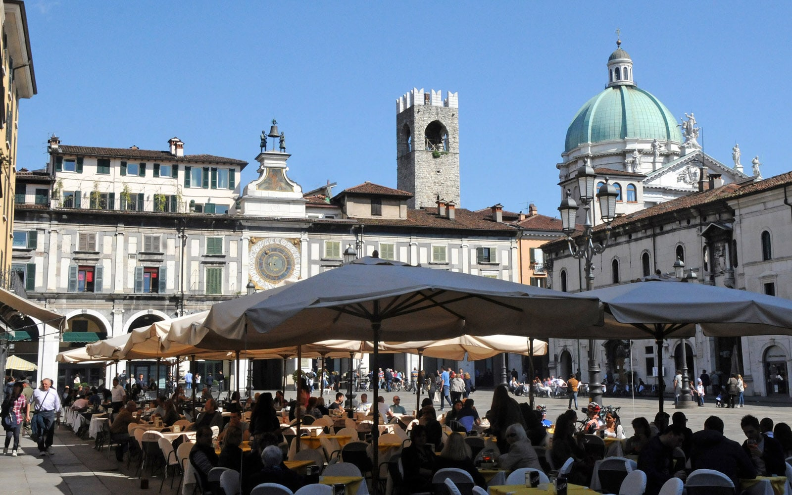 Guided Tours of the City Center of Brescia