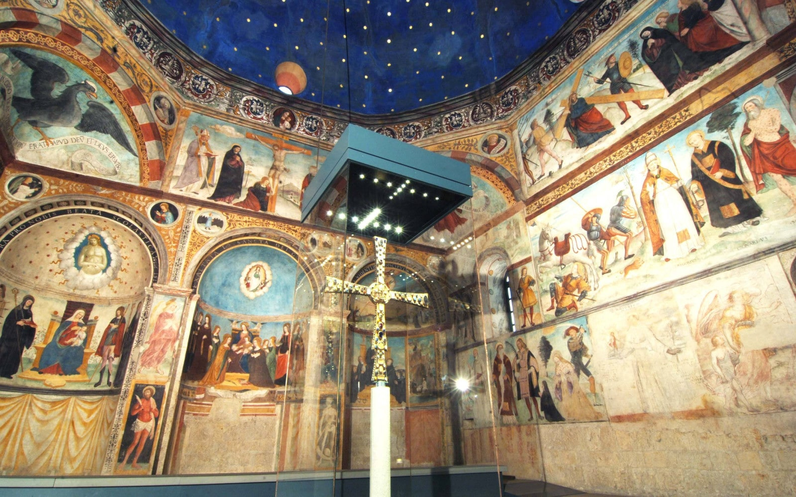 GUIDED TOUR OF THE SANTA GIULIA MUSEUM
