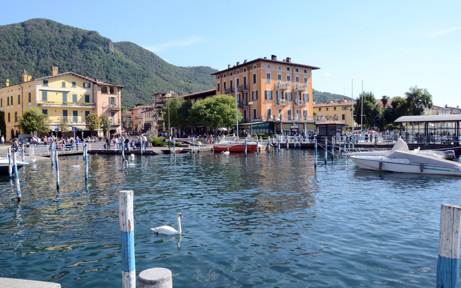 GUIDED TOURS OF MONTISOLA AND ISEO