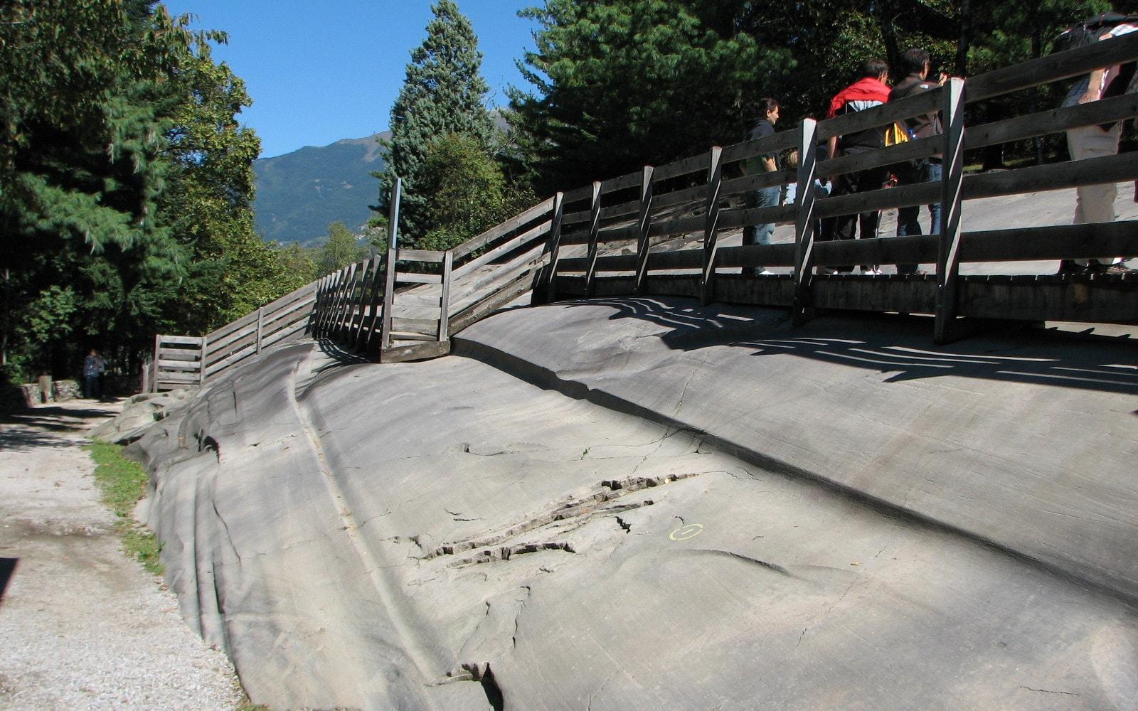 Le incisioni rupestri di Valcamonica