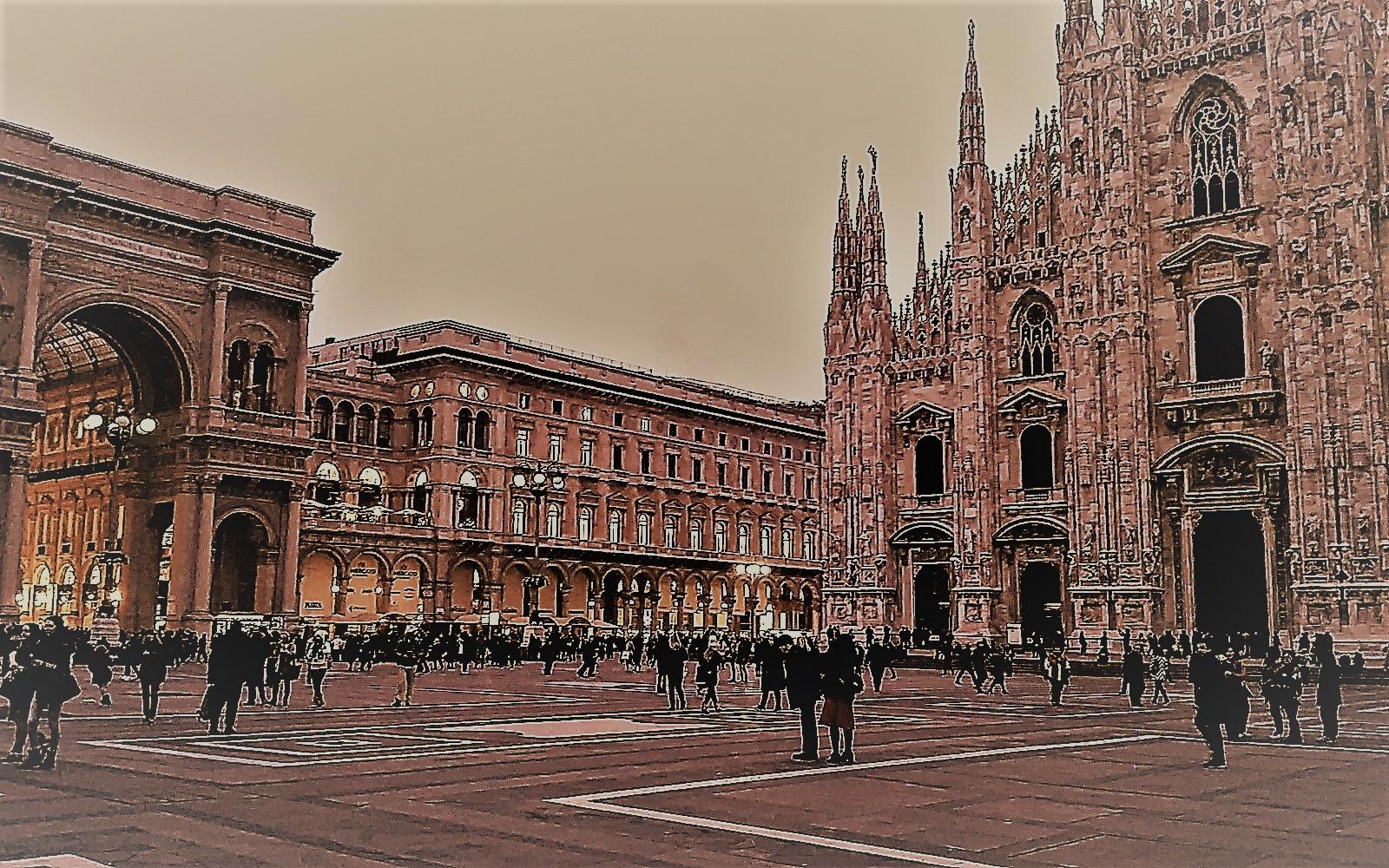 Milano: percorsi classici